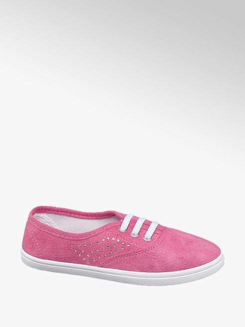 Cupcake Couture Rózsaszín lány félcipő
