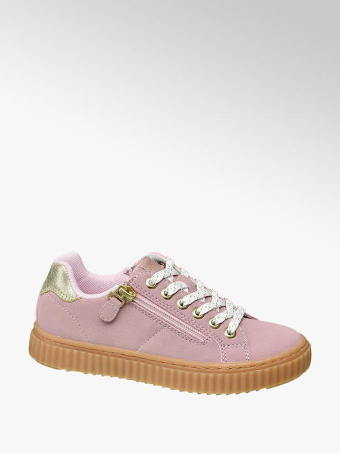 Venice Rózsaszín lány sneaker