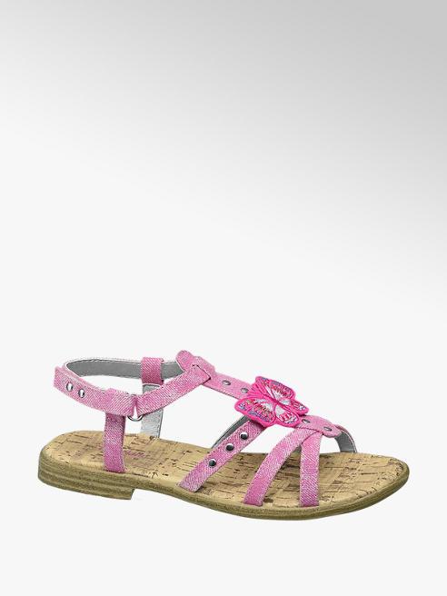 Graceland Rózsaszín lány szandál