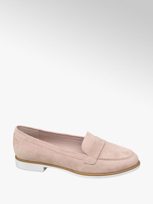 Graceland Rózsaszín loafer