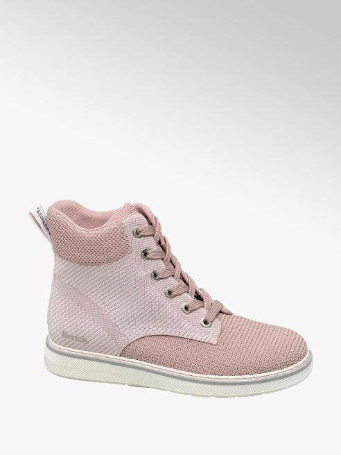 Bench Rózsaszín magasszárú sneaker