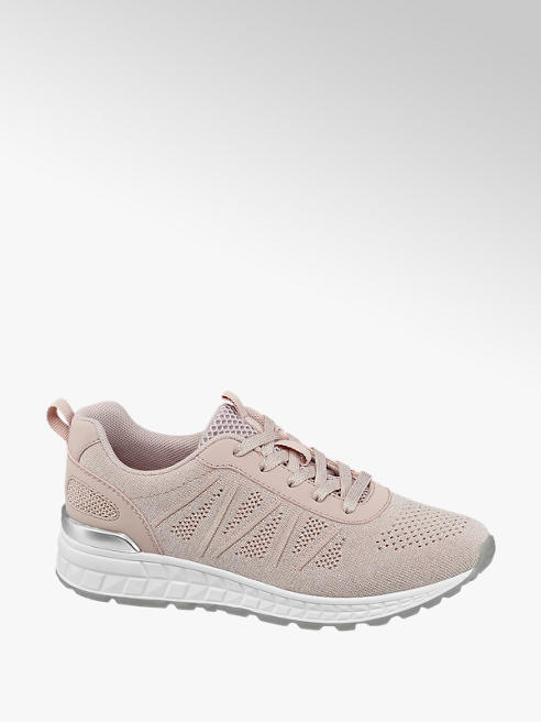 Graceland Rózsaszín női sneaker