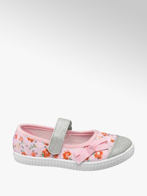 Cupcake Couture Rózsaszín pántos lány cipő