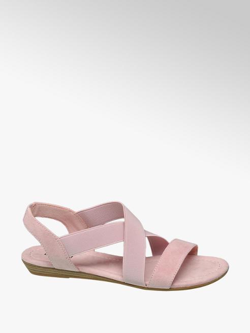 Graceland Rózsaszín szandál