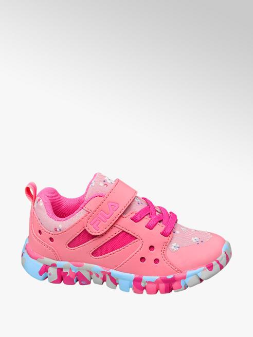 Fila Rózsaszín tépőzáras sneaker