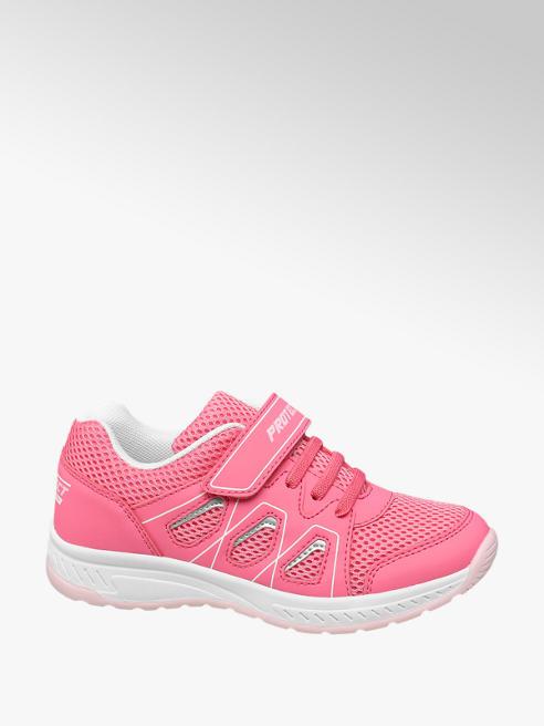 Graceland Rózsaszín tépőzáras sneaker