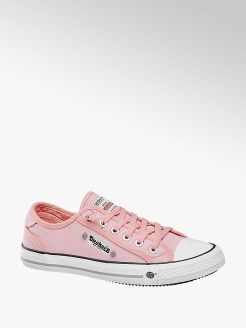 Dockers Rózsaszín vászoncipő