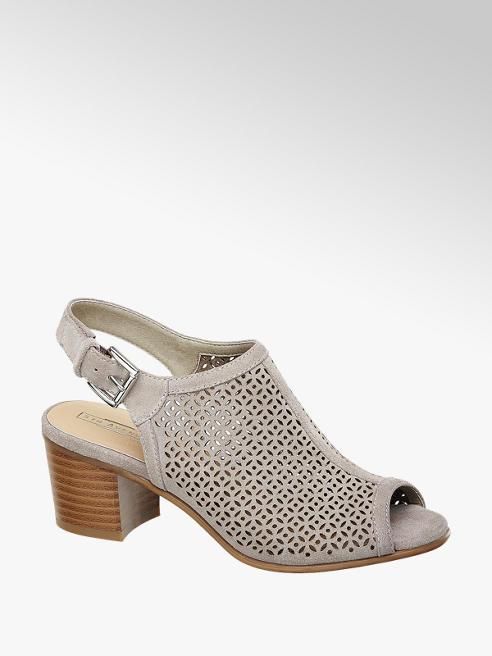 5th Avenue Sandale de dama cu toc