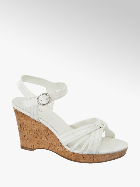 Graceland Sandale s polno peto