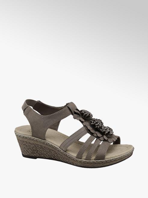 Easy Street Sandale sa punom petom