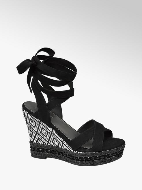 Star Collection Sandale sa punom petom