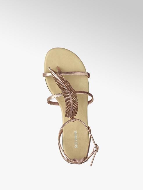 Rosegold Graceland Artikelnummernbsp;1210010 Sandale In Von F1lTKcJ