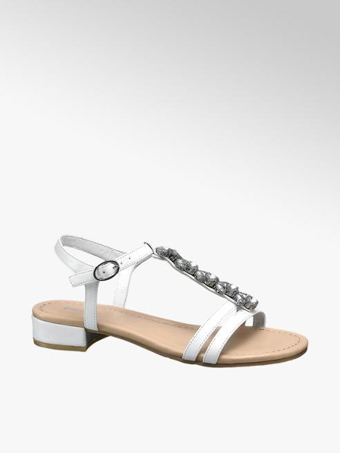 Graceland Sandale z okrasnimi kamenčki