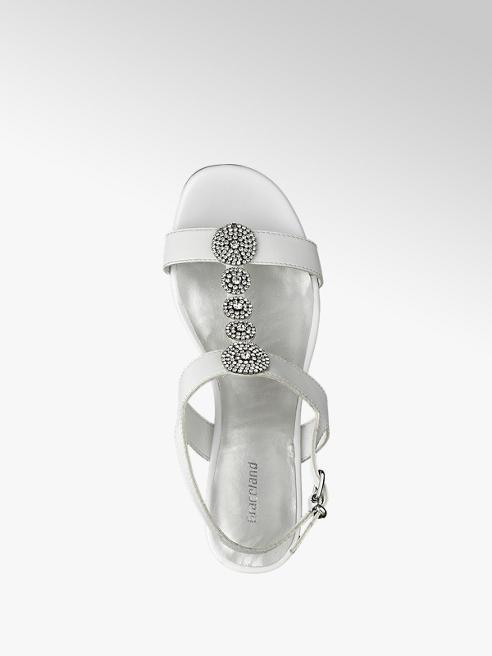Von Artikelnummernbsp;1220602 Sandalette Graceland Weiß In deWrCBoQx