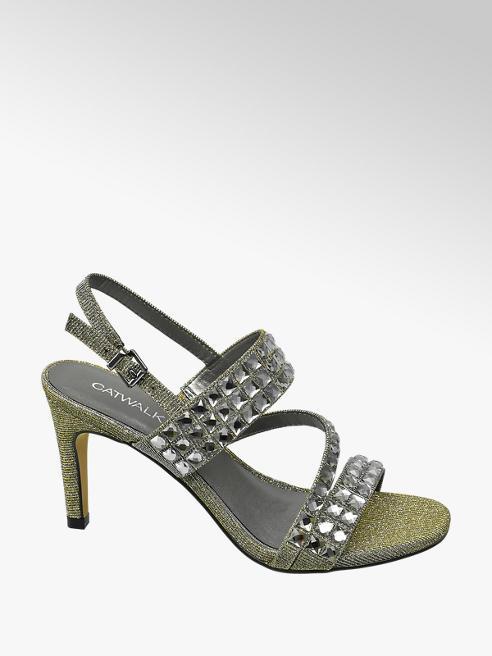 Catwalk Sandalo argento