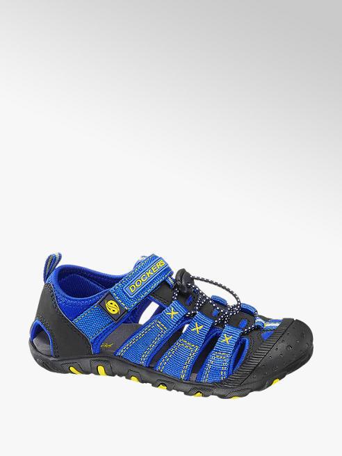 Dockers Sandalo blu e nero