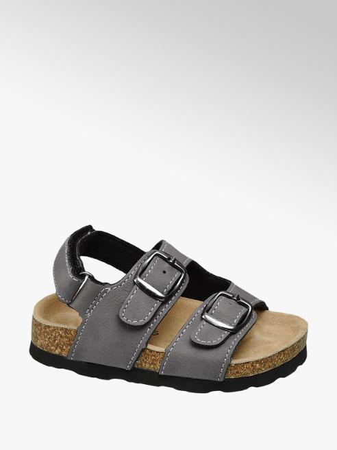Bobbi-Shoes Sandalo grigio