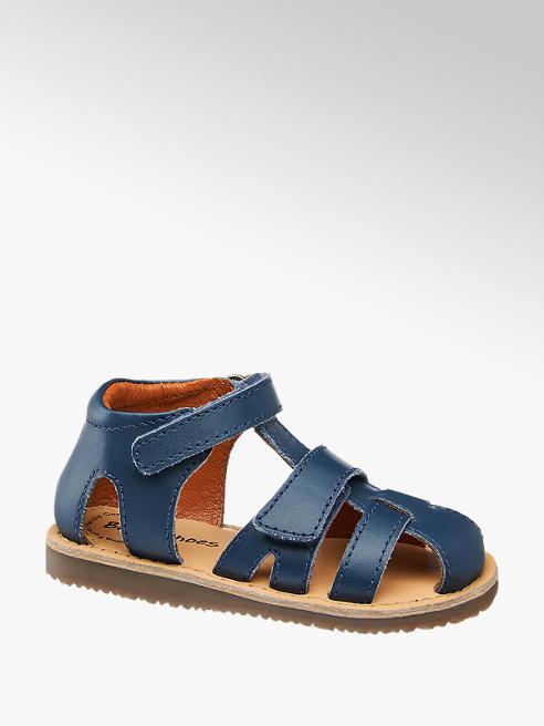 Bobbi-Shoes Sandalo in pelle blu