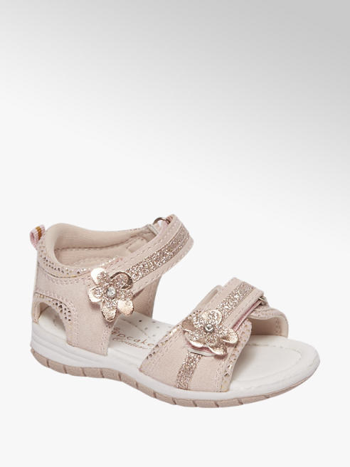 Cupcake Couture Sandália com velcro