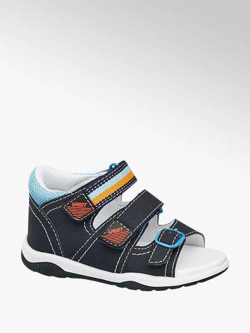 Bobbi-Shoes Sandály s pevnou patou