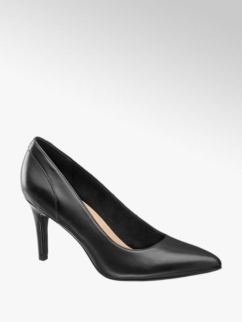 5th Avenue Sapato de salto de pele