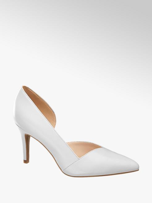 5th Avenue Sapato de salto pele