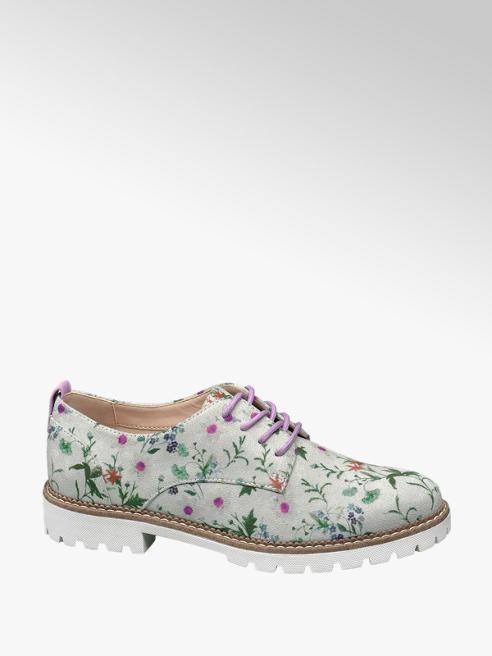 Catwalk Sapato raso estilo Oxford