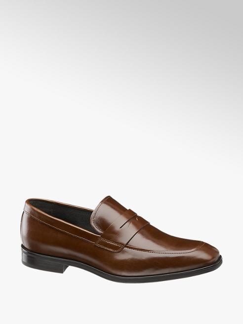 AM SHOE Scarpa elegante marrone
