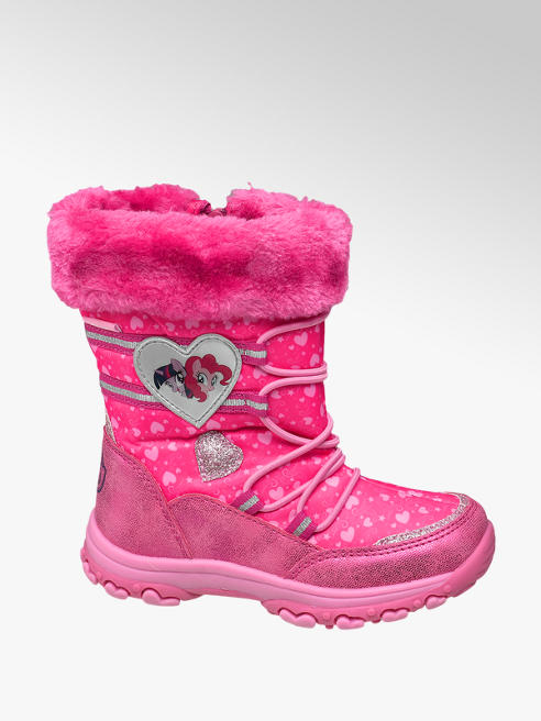 My little Pony Schnee Boots