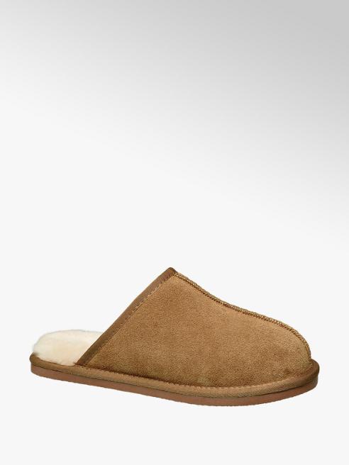 Casa mia Semišová domácí obuv