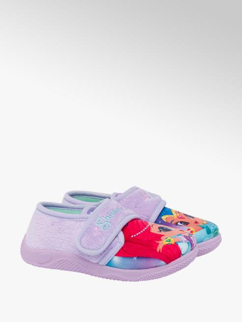 Shimmer & Shine Junior Girls Shimmer & Shine Purple Slippers