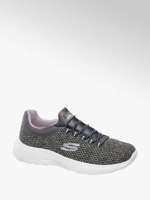 Skechers Slip On Sneaker in Grau