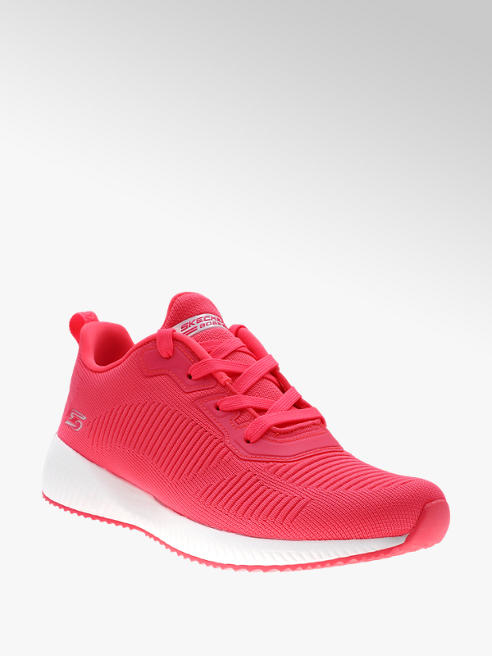Skechers Sneaker BOBS SQUAD in Neon Pink