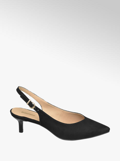 Graceland Slingback Pumps