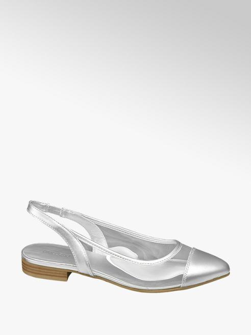 Graceland Slingback baleríny