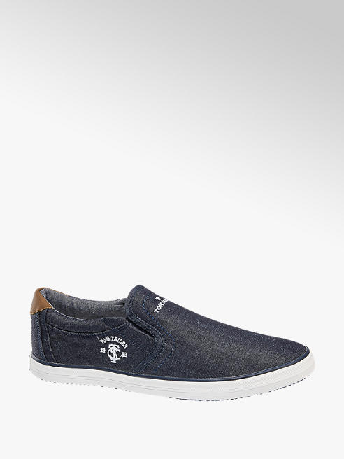Tom Tailor Slip-on obuv