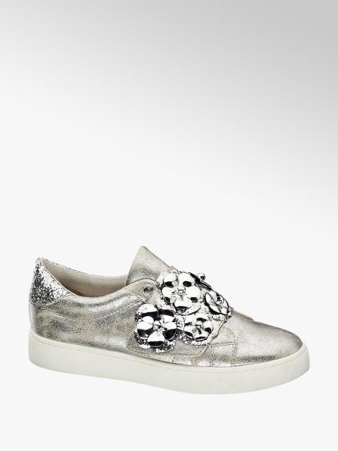 Catwalk Slipper argento