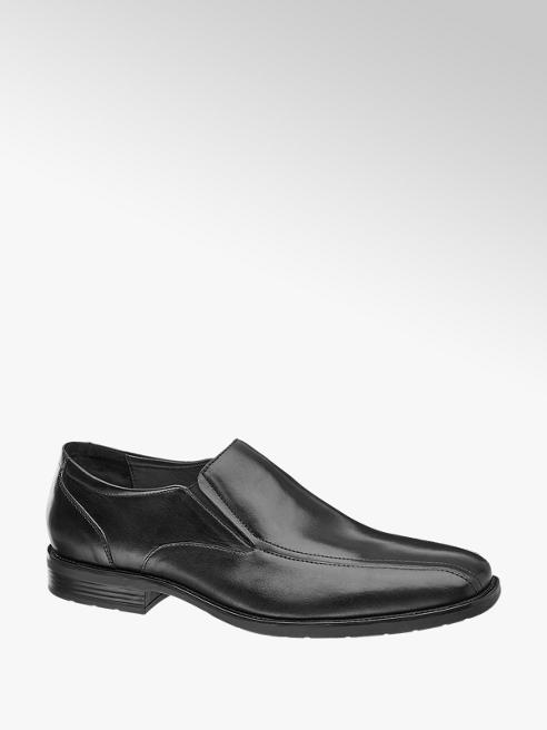 Claudio Conti Slipper nero elegante