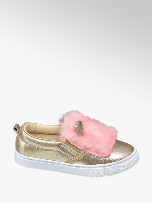 Cupcake Couture Slipper oro metallizzato