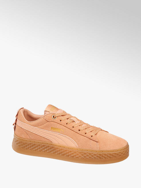 Puma Smash Platform Frill Damen Sneaker