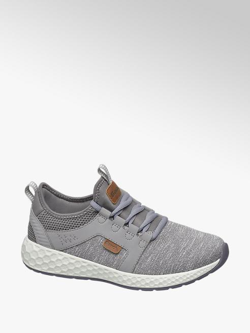 Bench Sneaker Bench grigia in tessuto