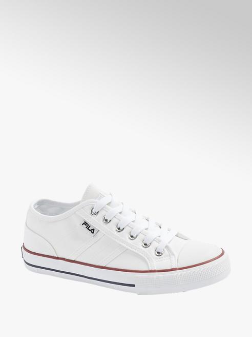 Fila Sneaker Fila in tessuto bianco