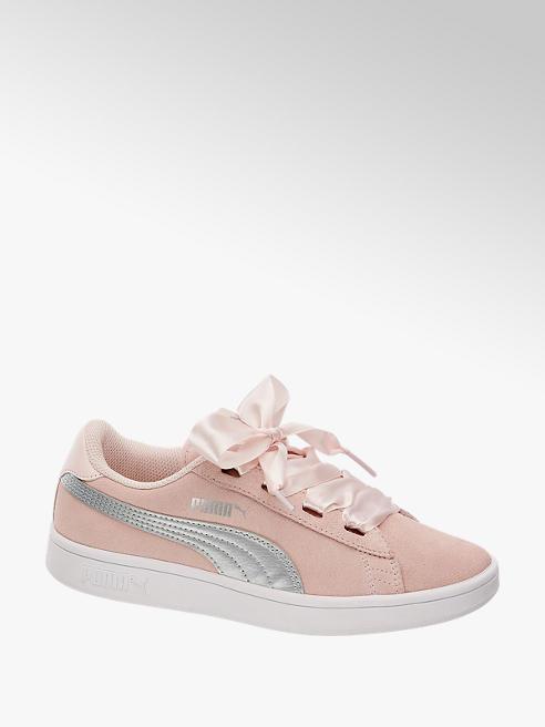 Puma Sneaker SMASH V2 RIBBON JR