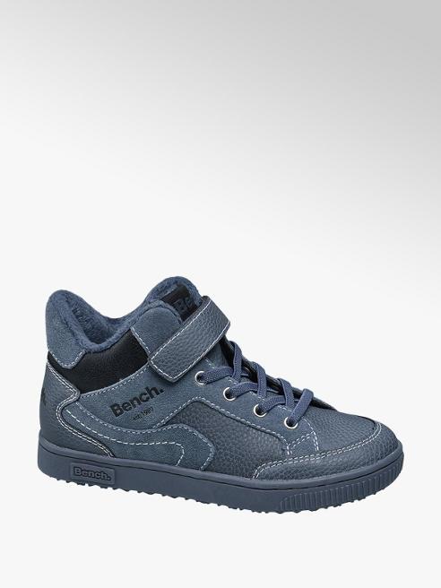 Bench Sneaker alta blu
