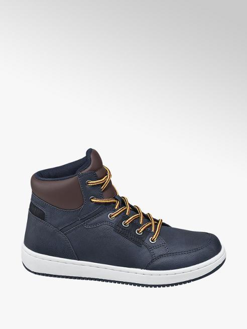 Memphis One Sneaker alta blu