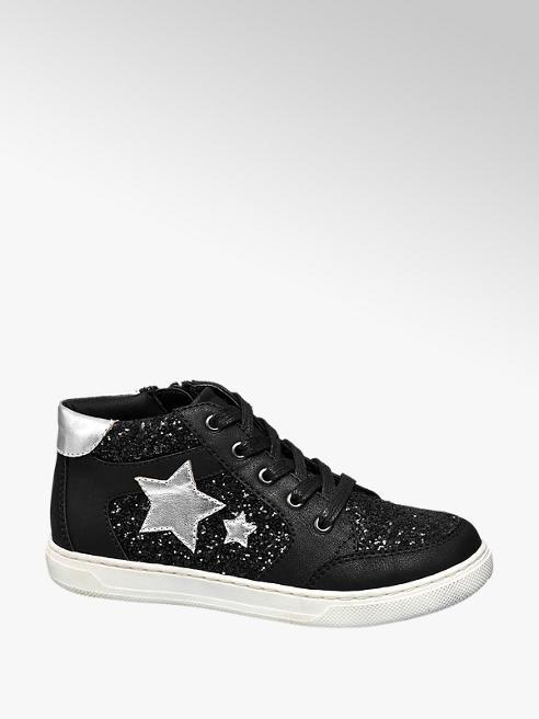 Cupcake Couture Sneaker alta con stelle