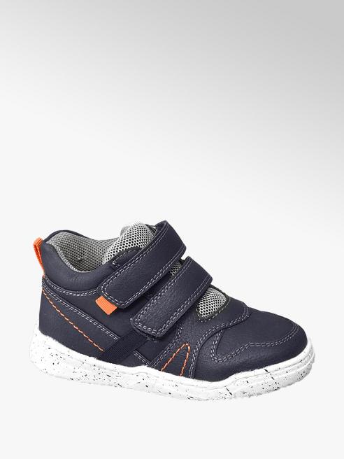 Bobbi-Shoes Sneaker alta in similpelle