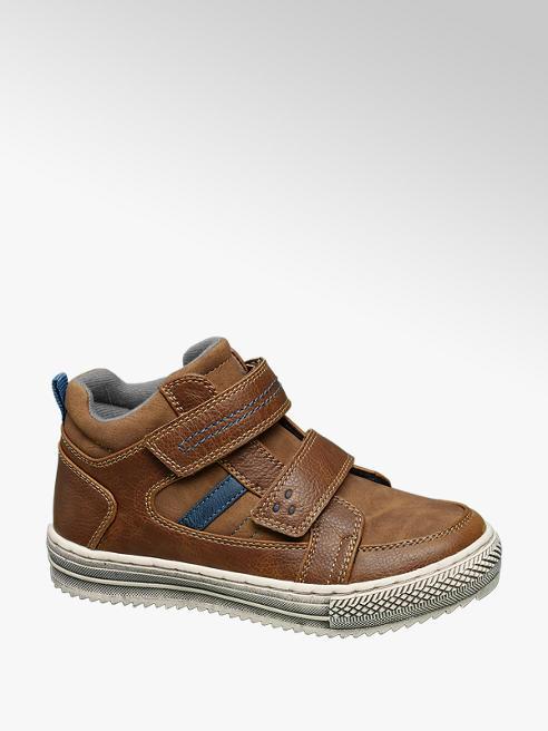 Venice Sneaker alta marrone