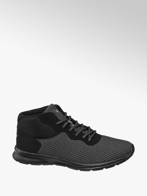 Vty Sneaker alta nera