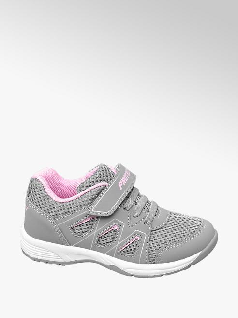 Cupcake Couture Sneaker bimateriale grigio